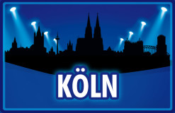 Blaulicht-Union Party – Freitag 20. Okt 2017 – Köln