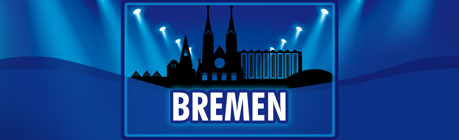 Blaulicht-Union Party – Samstag 21. April 2018 – Bremen