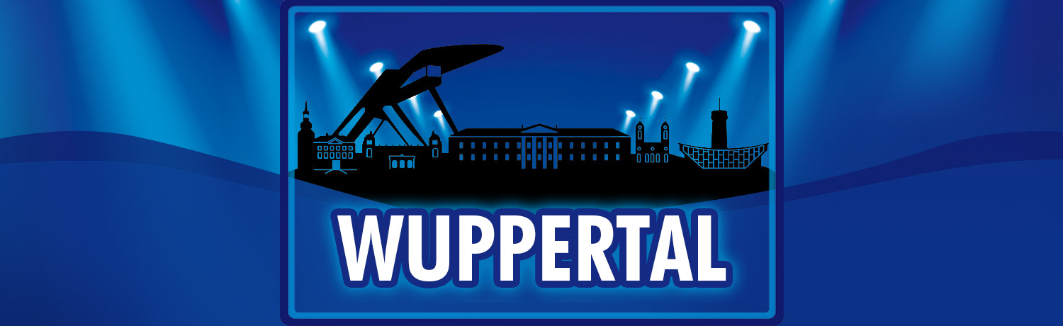 Blaulicht-Union Party – Samstag 14. April 2018 – Wuppertal